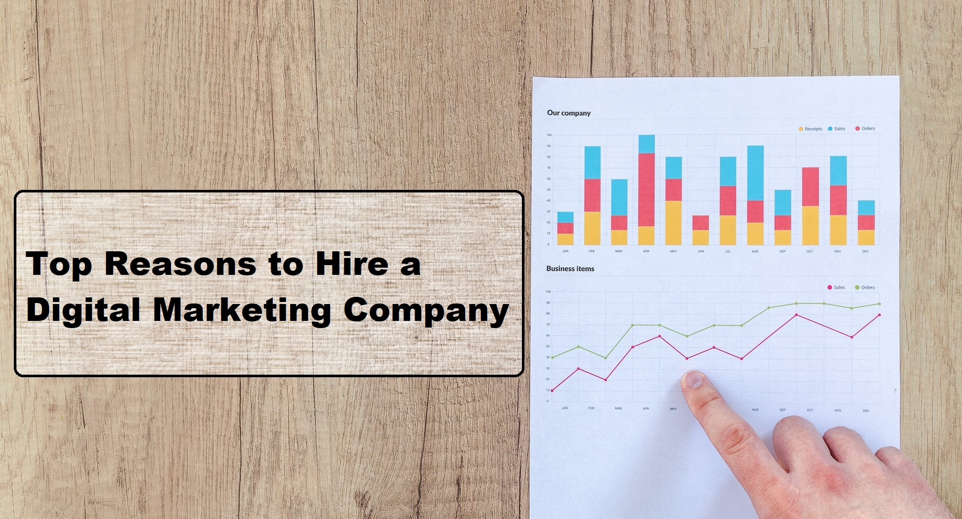 Top Reasons to Hire a Digital Marketing Company in Singapore
