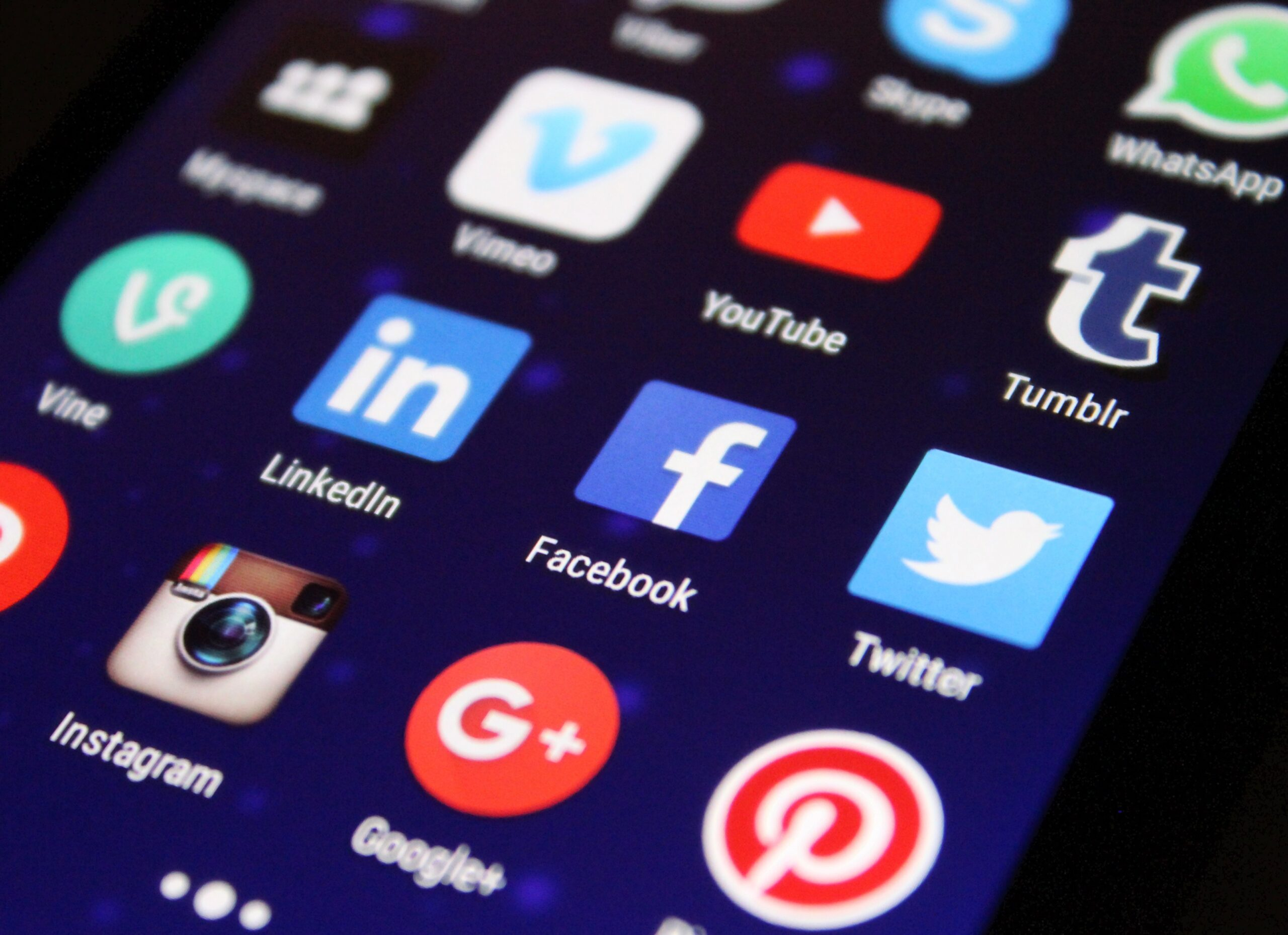 Social Media Goals For Business Growth