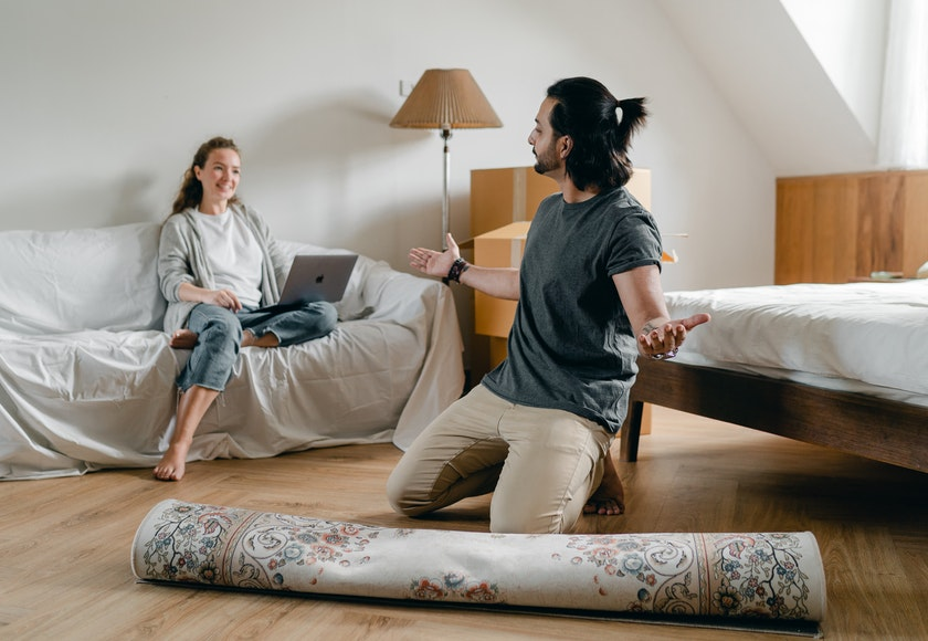 Tips for getting comfortable your new home in the wake of moving