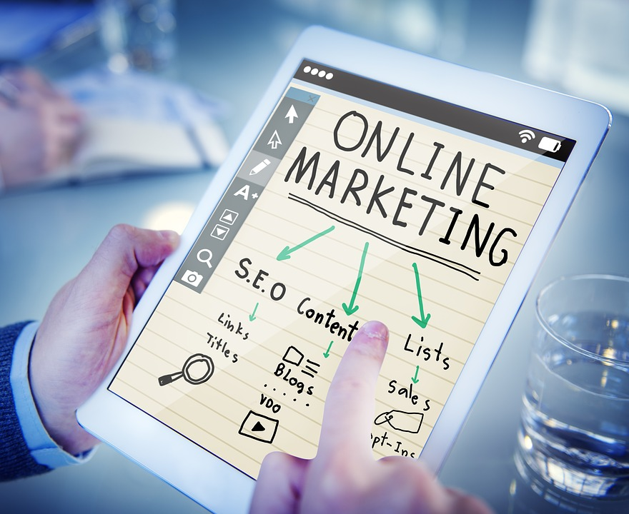 Digital marketing for nearby corporations