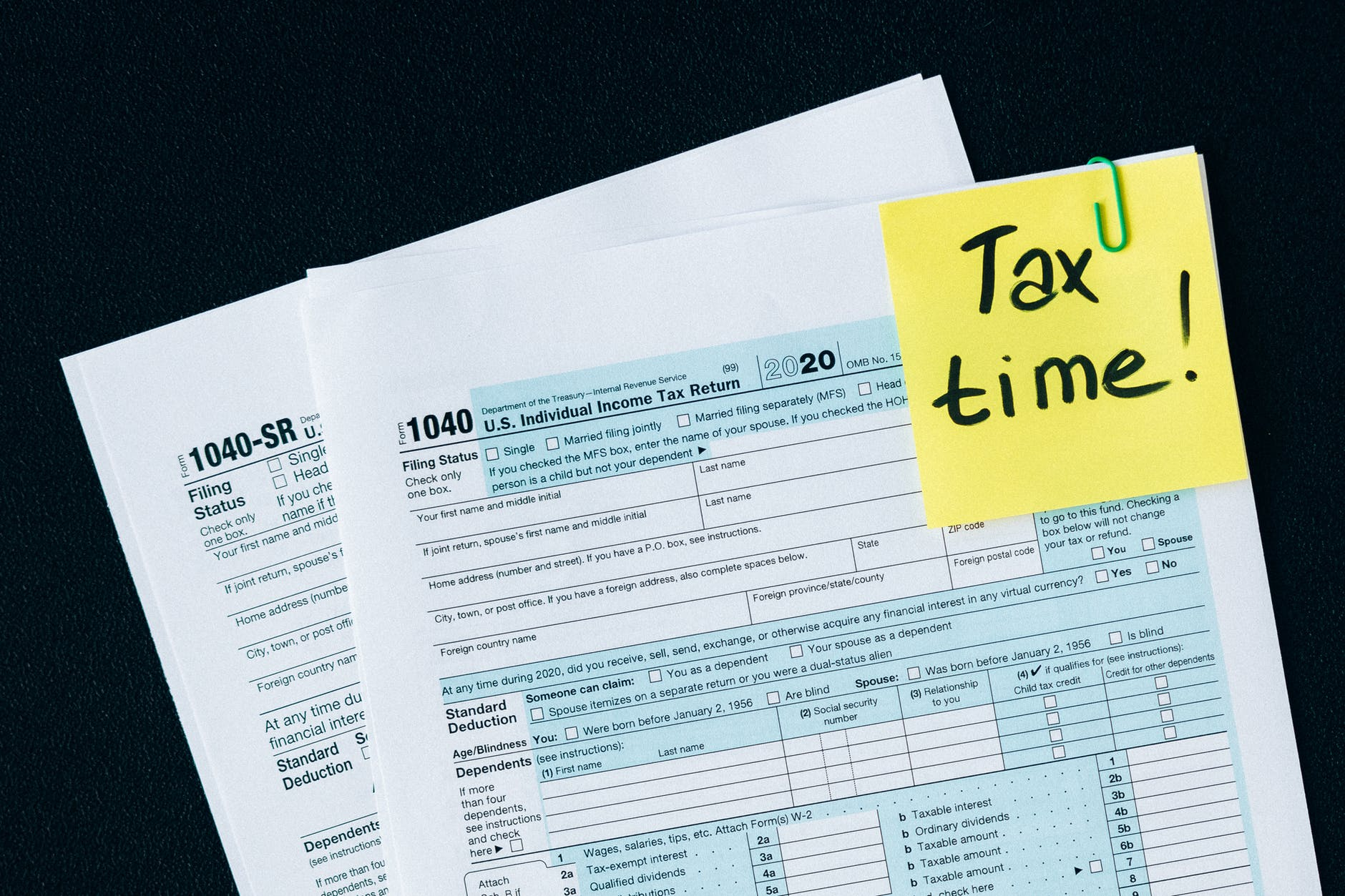 Make 2021 the Year You Catch Up on Taxes