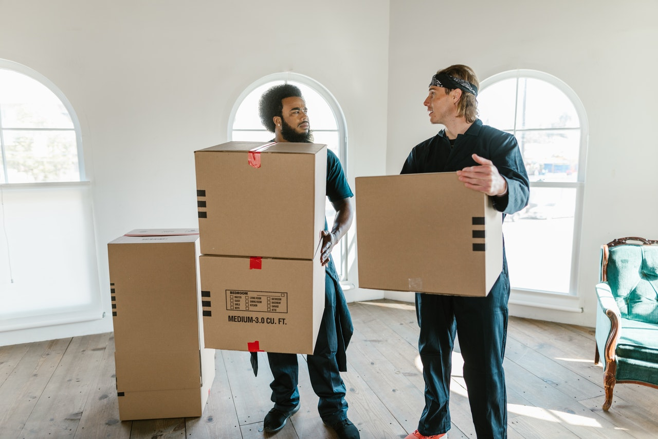 How Should I Help My Movers?